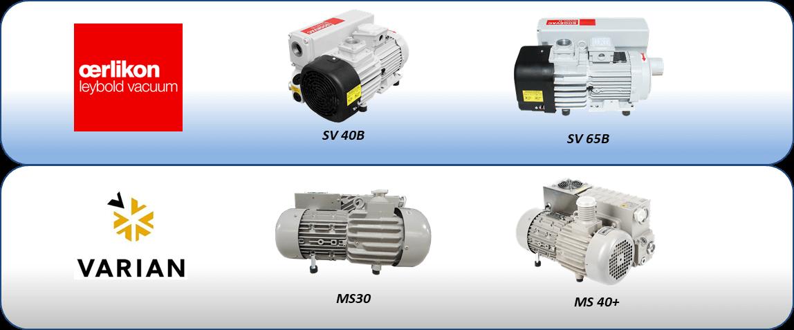 caja insonorizada compatible para reducir ruido bombas de vacío rotatorias oerlikon-leybold vacuum y varian