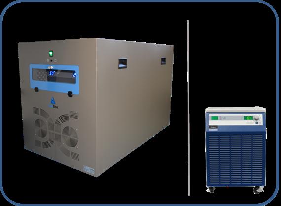 cajas insonorizadas para enfriadores recirculantes y chillers