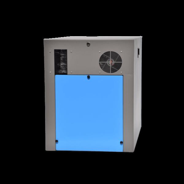 acoustic enclosure for one vacuum pump