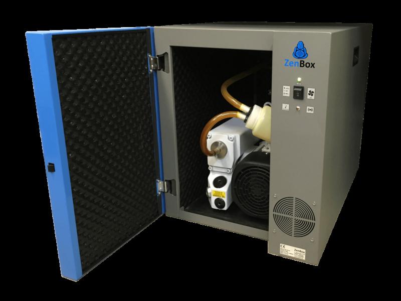acoustic Enclosure for one Vacuum Pumps
