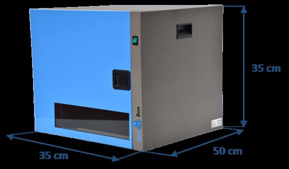 caja insonorizada para baños de limpieza por ultrasonidos con o sin calefacción jp selecta