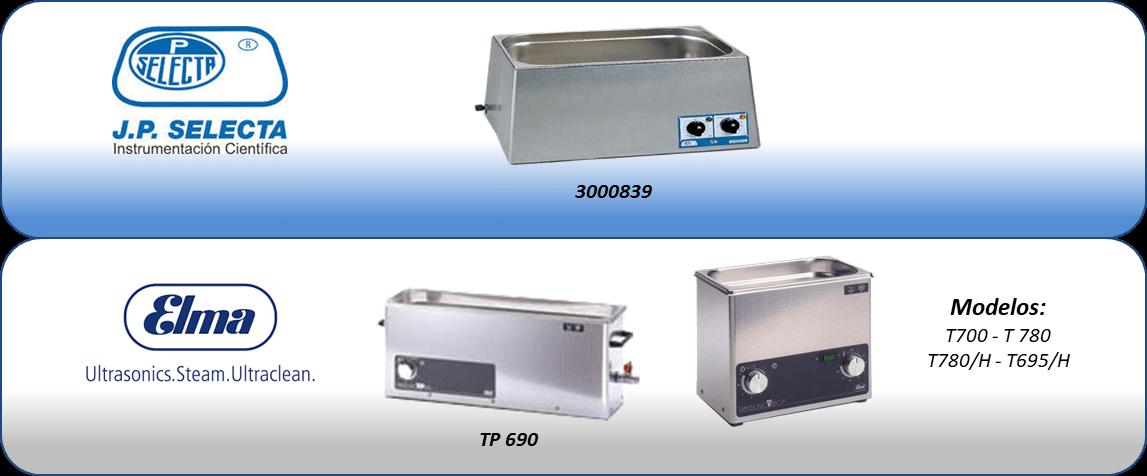 caja insonorizada para baños de limpieza por ultrasonidos con o sin calefacción jp selecta y elma ultrasonic