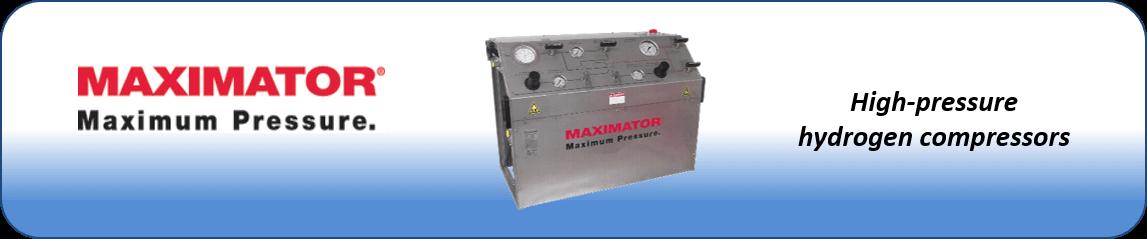 soundproof box for high pressure hydrogen compressors maximator