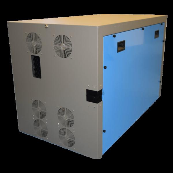 cajas insonorizadas para el enfriador recirculante chiller